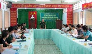"""Tây Ninh tổ chức chương trình """"Giao lưu hữu nghị biên giới Việt Nam - Campuchia"""""""