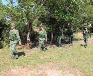 Biên phòng Tây Ninh tăng cường hợp tác quốc tế, giữ vững an ninh biên giới