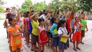 Thành phố Tây Ninh: Xuất hiện nhiều ca mắc bệnh quai bị trong trường học
