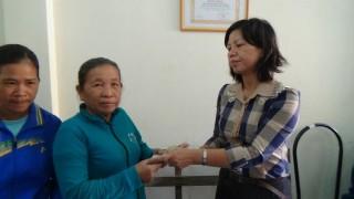 Thành phố Tây Ninh: Trao vốn hỗ trợ hội viên phụ nữ nghèo