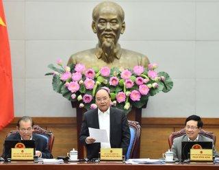 Chính phủ tiếp tục phiên họp cuối năm 2016 với các tỉnh, thành
