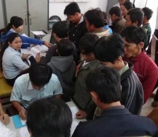 TP.Tây Ninh: Tổ chức đăng ký kinh doanh tại Chợ hoa xuân 2017