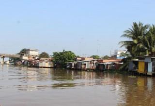 Gò Dầu: Lập đề án ổn định cuộc sống người dân ven sông Vàm Cỏ Đông