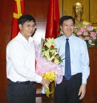 Chuẩn y ông Nguyễn Thành Tâm giữ chức Phó Bí thư Tỉnh uỷ