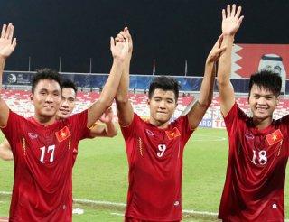 Bóng đá Việt Nam năm 2017: Chờ tin vui từ World Cup