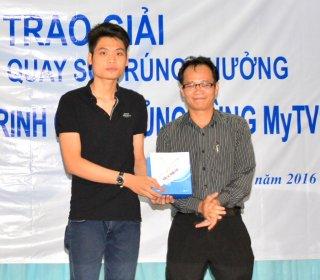 VNPT Tây Ninh trao giải thưởng cho khách hàng