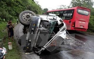 33 người chết vì tai nạn giao thông trong ngày đầu năm mới 2017