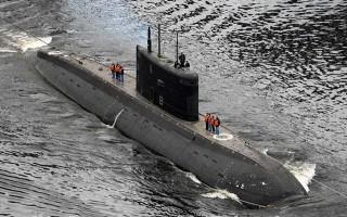 Tàu ngầm Bà Rịa-Vũng Tàu sắp về Việt Nam
