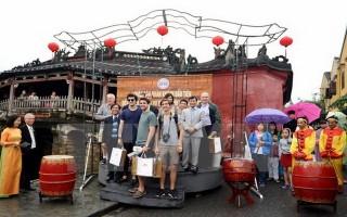 Đà Nẵng, Hội An đón những du khách quốc tế đầu tiên trong năm mới