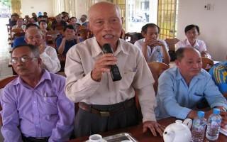 Đại biểu HĐND hai cấp tiếp xúc cử tri huyện Tân Biên