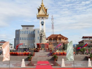 Biểu tượng hữu nghị Việt Nam - Campuchia