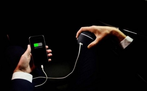 Sạc pin cho điện thoại bằng năng lượng cơ thể