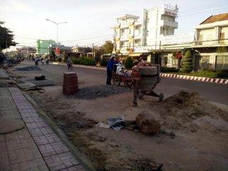Hoà Thành: Khó hoàn thành các công trình giao thông trước tết Nguyên đán