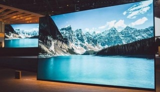 Sony ra mắt TV OLED 4K đầu tiên, không cần loa ngoài