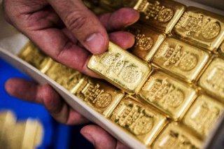 Giá vàng thế giới tăng lên mức cao nhất trong một tháng qua