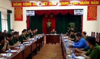 Quân khu 7: Kiểm tra công tác tuyển chọn, gọi công dân nhập ngũ tại thành phố Tây Ninh