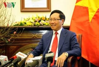 Thủ tướng Nguyễn Xuân Phúc đã có lời mời ông Donald Trump thăm Việt Nam