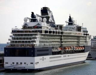 Hơn 2.000 du khách đến Việt Nam trên du thuyền quốc tế cao cấp