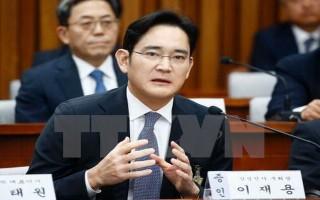 Hàn Quốc: Nhóm công tố viên đặc biệt thẩm vấn Phó Chủ tịch Samsung