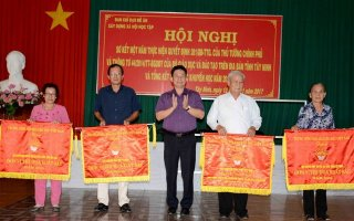 Tây Ninh: Tổng kết thực hiện thí điểm triển khai các mô hình học tập