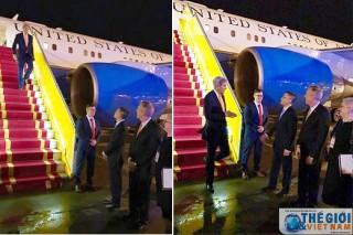 Bộ trưởng Ngoại giao Hoa Kỳ bắt đầu thăm chính thức Việt Nam