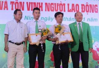 Công ty Mai Linh Tây Ninh: Tổng kết hoạt động kinh doanh năm 2016 và tôn vinh người lao động Mai Linh