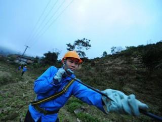 Internet Việt Nam đang dựa chủ yếu vào hướng cáp đất liền qua Trung Quốc