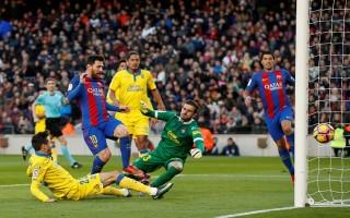 Đè bẹp Las Palmas, Barcelona thu ngắn cách biệt với Real Madrid xuống còn 2 điểm