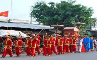 Lễ hội Kỳ yên Đình trung Long Khánh