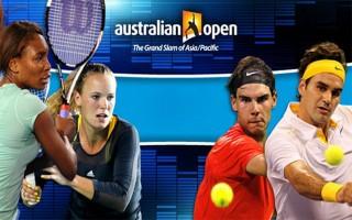 """Australian Open 2017 """"nóng"""" trước giờ G"""