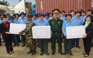 Đội K70, K71: Đưa 47 bộ hài cốt liệt sĩ quân tình nguyện Việt Nam về nước