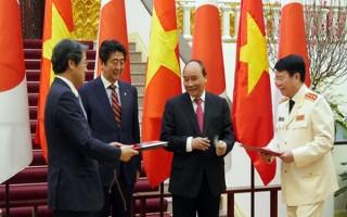 Nhật Bản cung cấp tàu tuần tra đóng mới cho Việt Nam