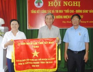 Năm 2016, Tây Ninh có trên 2.000 người cao tuổi sản xuất giỏi