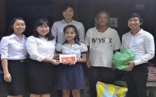 Chi đoàn Báo Tây Ninh: Nhiều hoạt động chăm lo cho em nuôi Chi đoàn