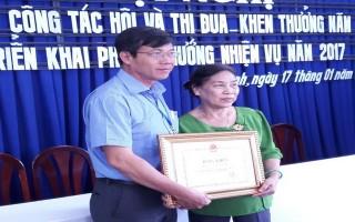 Hội Cựu giáo chức tỉnh tổng kết hoạt động năm 2016