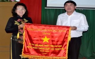Hội VHNT Tây Ninh tổng kết công tác năm 2016