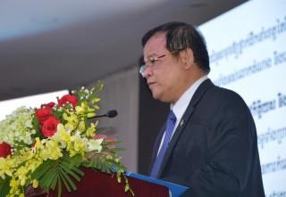 Tây Ninh: Họp mặt hữu nghị mừng Xuân Đinh Dậu 2017 với các tỉnh giáp biên