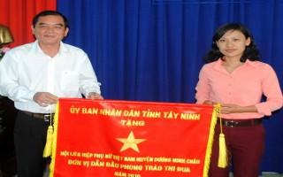 Năm 2016, Tây Ninh phát triển thêm gần 6.900 hội viên Hội LHPN