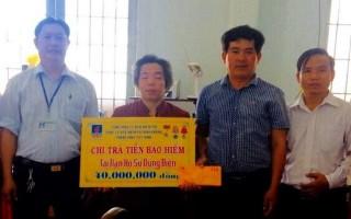 Bảo hiểm PVI Tây Ninh: Chi trả bảo hiểm tai nạn cho hộ sử dụng điện