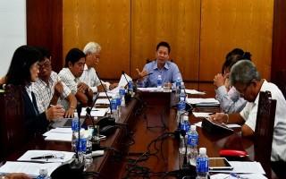 Triển khai Kế hoạch tổ chức Hội xuân Núi Bà Đen tết Đinh Dậu 2017