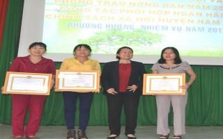 HND huyện Dương Minh Châu: Tổng kết công tác Hội và phong trào nông dân năm 2016