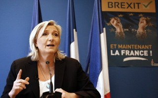 Ứng cử viên Tổng thống Pháp: Brexit sẽ tạo ra hiệu ứng domino