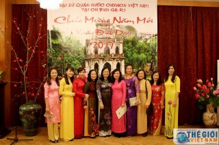 Cộng đồng người Việt tại Bulgaria đón Tết Đinh Dậu