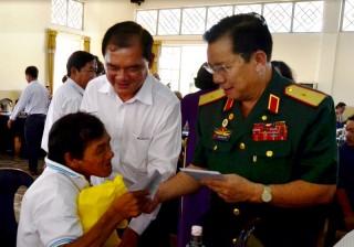 Hội Nạn nhân chất độc da cam/dioxin Tây Ninh tổng kết công tác năm 2016
