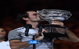 Roger Federer vô địch Australia Open 2017