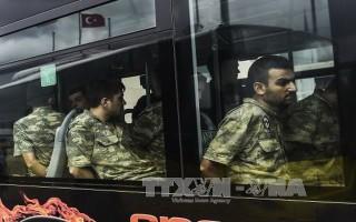 Thổ Nhĩ Kỳ xét xử 270 nghi can âm mưu đảo chính