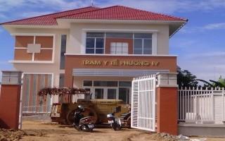TP.Tây Ninh: Đầu tư gần 4,8 tỷ đồng xây dựng Trạm Y tế phường IV