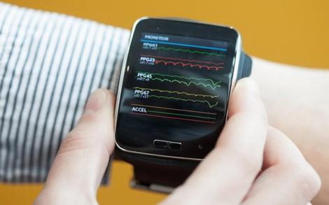 Đồng hồ có thể biết cảm xúc con người