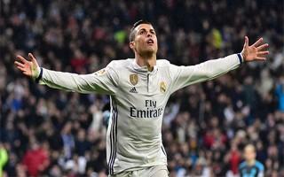 Ronaldo vô đối về thu nhập trong làng thể thao năm 2016