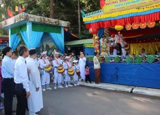 Khai mạc triển lãm nhân Đại lễ Vía Đức Chí Tôn năm Đinh Dậu 2017